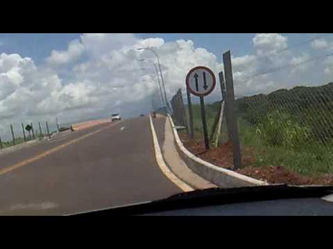 Fronteira - Guiana x Brasil - Troca de faixa | Border - Guyana x Brazil - Exchange of track