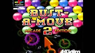 Puzzle Bobble 2 Bust a Move 2 (Arcade Edition Music World 1 PSX