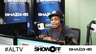 Stro Freestyle Showoff Radio Freestyle w/ Statik Selektah Shade 45 8/18/16