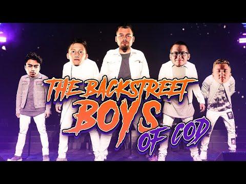 THE BACKSTREET BOYS OF COD!! (COD: BO4)