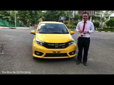 Promotion Price of Honda Brio Car 2019 RS Import 418Tr.
