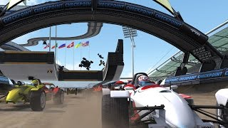Trackmania Nations Forever Pc Gameplay|Trackmania 2016!