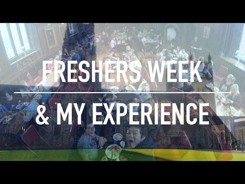 Freshers Week & My Experience | Intro to Durham University #5