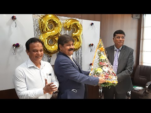 CEO SHAH Alam on Bombay Mercentile Bank 83 Foundation Day
