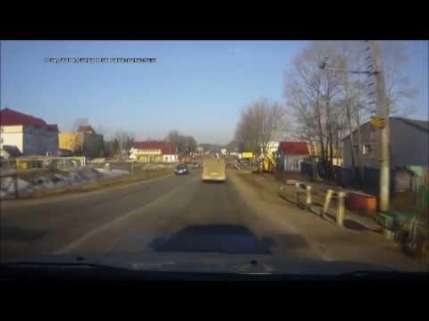 Трасса А-100 или путешествие по Можайскому шоссе. Road A-100 or tip to Mozhaisk Highway