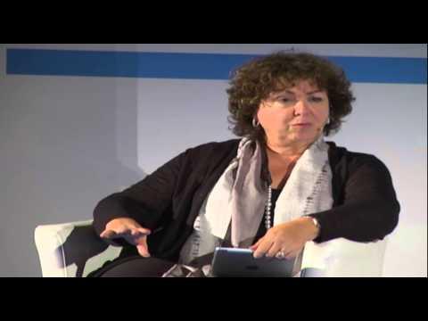CIETT 2015 - Agostino Di Maio, Thérèse Rein and Lenka Kint at the World Employment Conference