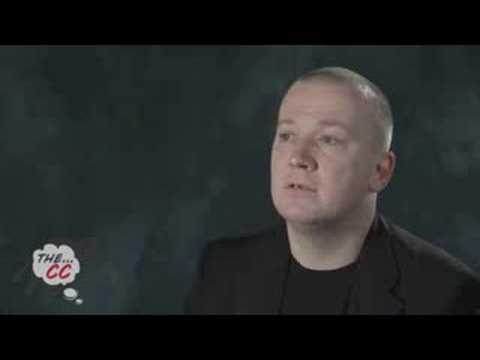 Garth Ennis: Judge Dredd Interview