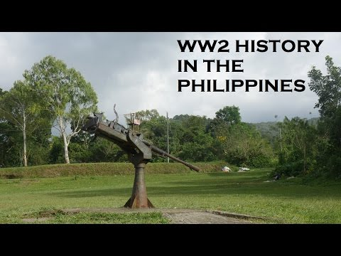 Relics of World War II in the Philippines - Documentary Vlog
