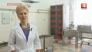Производственная линия появилась в Могилевском университете продовольствия