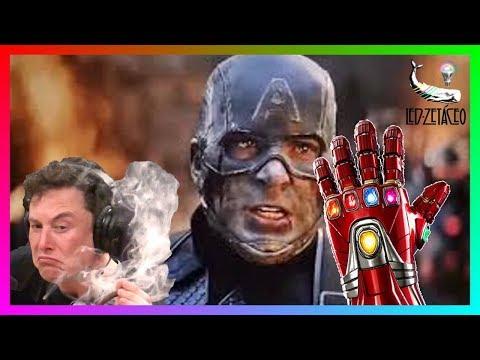 Nuevas Escenas RELANZAMIENTO De Avengers: Endgame