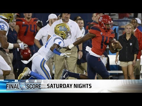Recap: Arizona football rumbles to victory over UCLA