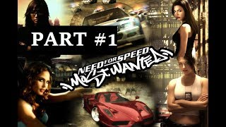 Need for Speed Most Wanted 2005 Walkthrough Part 1- Intro