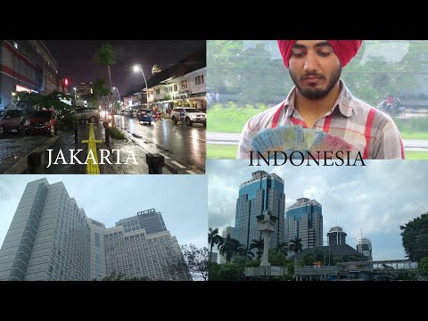 Exploring Jakarta, INDONESIA (2020) | Flights ,Metro ,Money ,Sim card