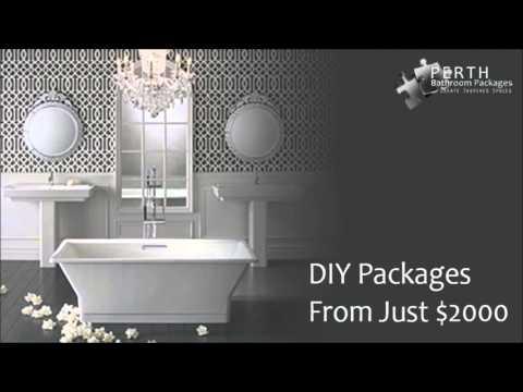 Perth Bathroom Packages