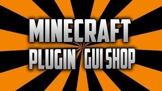 Minecraft gui shop plugin