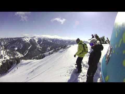 Heli Snowboarding With Travis Rice