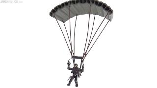 Mega Construx Call of Duty Jungle Paratrooper review