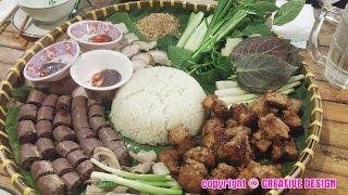 Mẹt heo 7 món ngon ơi là ngon | most delicious foods |  Creative Design