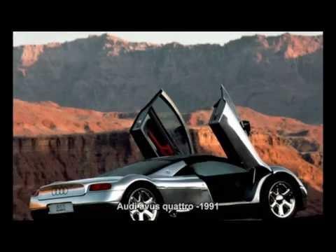 #1517. Audi avus quattro -1991 (Prototype Car)