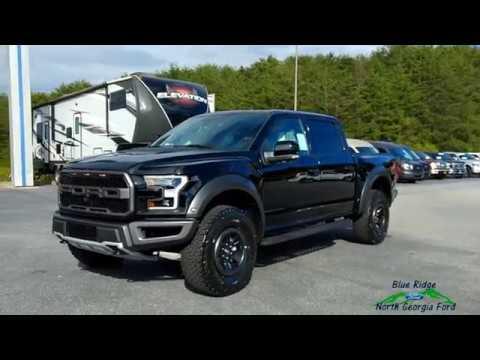 2018 Ford F 150 Raptor Black - YouTube