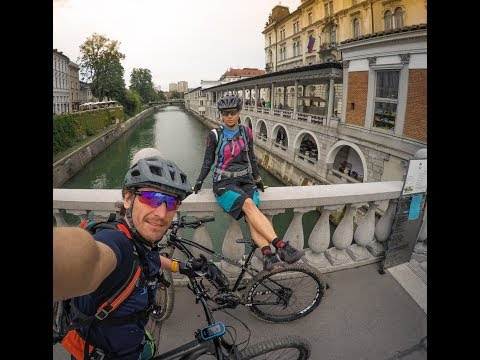 A day well spent #20 - Biking in Ljubljana