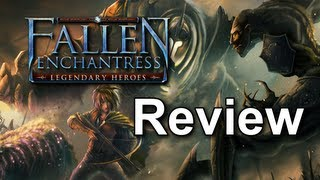 Legendary Heroes: Fallen Enchantress - Test/Review - Games-Panorama HD DE