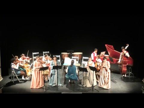 Gran Concierto Barroco - Grupos De Cámara Y Orquesta Barroca Del CIM