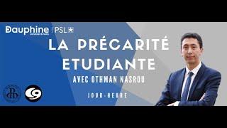 DDDxC9 : Interview d'Othman Nasrou sur la précarité étudiante