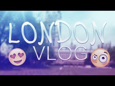 London Vlog :D I Freue mich über euer Feedback :) Bei 100 Likes kommt Teil 2 :o