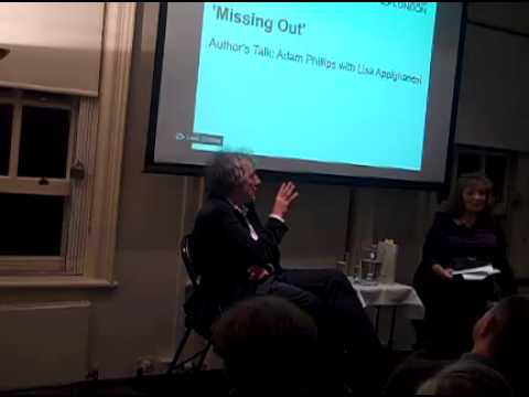 Adam Phillips on missing out