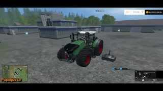 FS 15 FENDT 1050 GRIP NOTURBO