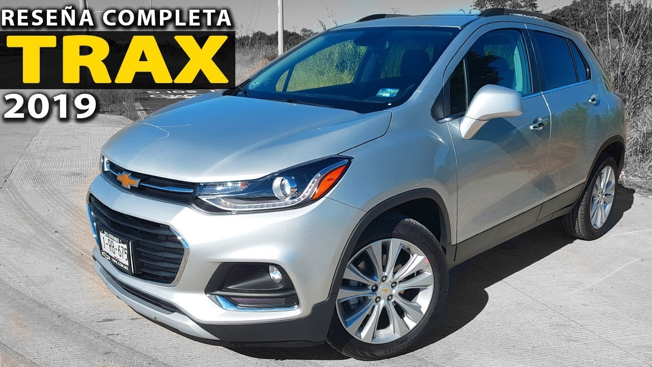 Porque Comprar Chevrolet Trax 2019 Camioneta Suv Subcompacta