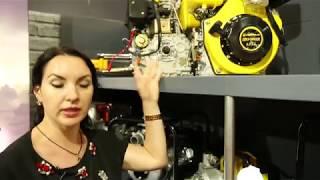 Дизельный двигатель Кентавр ДВЗ 300ДЕ (6 л.с.) обзор