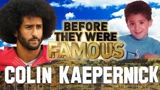 Colin Kaepernick   Before They Were Famous   Take A Knee Son!