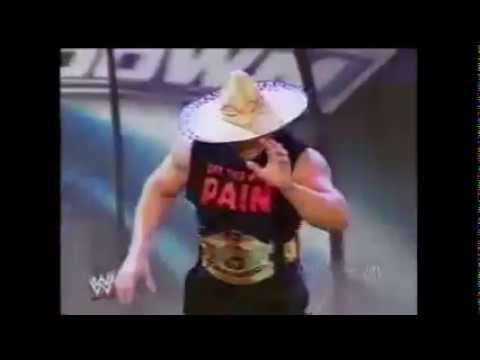 Brock lesnar dancing on punjabi song(Sadi gali) must watch