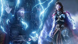 How Jane Foster Becomes Female Thor in Thor: Love and Thunder