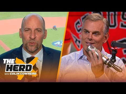 Houston Astros are the 'most complete' team in the MLB when healthy — John Smoltz | MLB | THE HERD