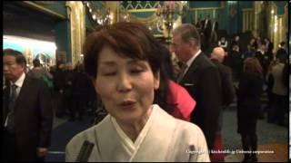 Gourmand World Cookbook Awards2012 南里空海さん グルマン世界料理本大賞受賞後のインタビュー