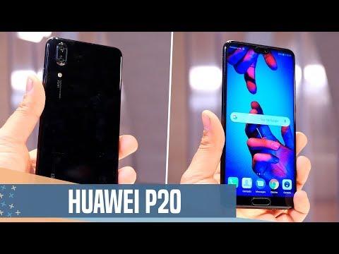 Huawei P20, primeras impresiones