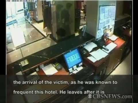 'European Hit Squad' On CCTV