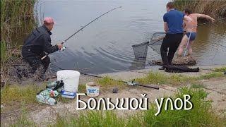 Рыбалка в Александровке