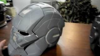 Mark V Iron Man 2 Helmet