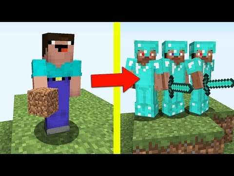 НУБ ПРОТИВ ЗЛЫХ ИГРОКОВ В МАЙНКРАФТ СКАЙ ВАРС ( Minecraft SKY WARS ) Мультик - Видео из Майнкрафт (Minecraft)