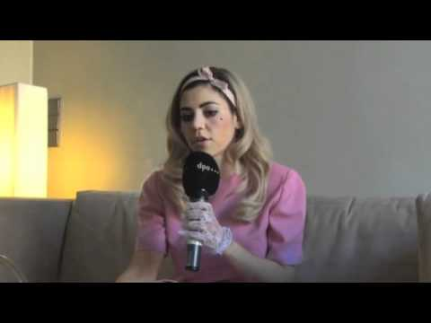 Marina & the Diamonds in Berlin (Interview with Sueddeutsche)