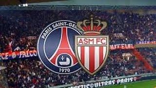 Monaco vs PSG 1-4 All Goals & Highlights 4.1.2017