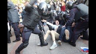 Митинги в Москве... Соболев и Штаб Навального....Розжиг или правда...???