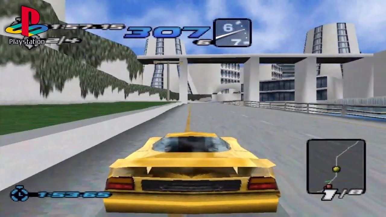 Need For Speed Iii Hot Pursuit Ps1 Expert Tournament Youtube