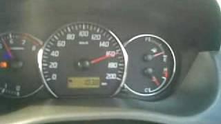 Maruti Suzuki Swift Dzire VXI 180 kmph 2010