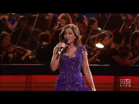 Marina Prior - Angels We Have Heard on High - Carols by Candlelight 2014