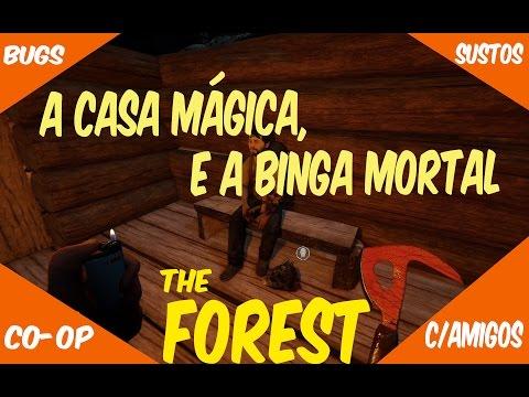 The Forest  - A Casa Magica, e a Binga Mortal